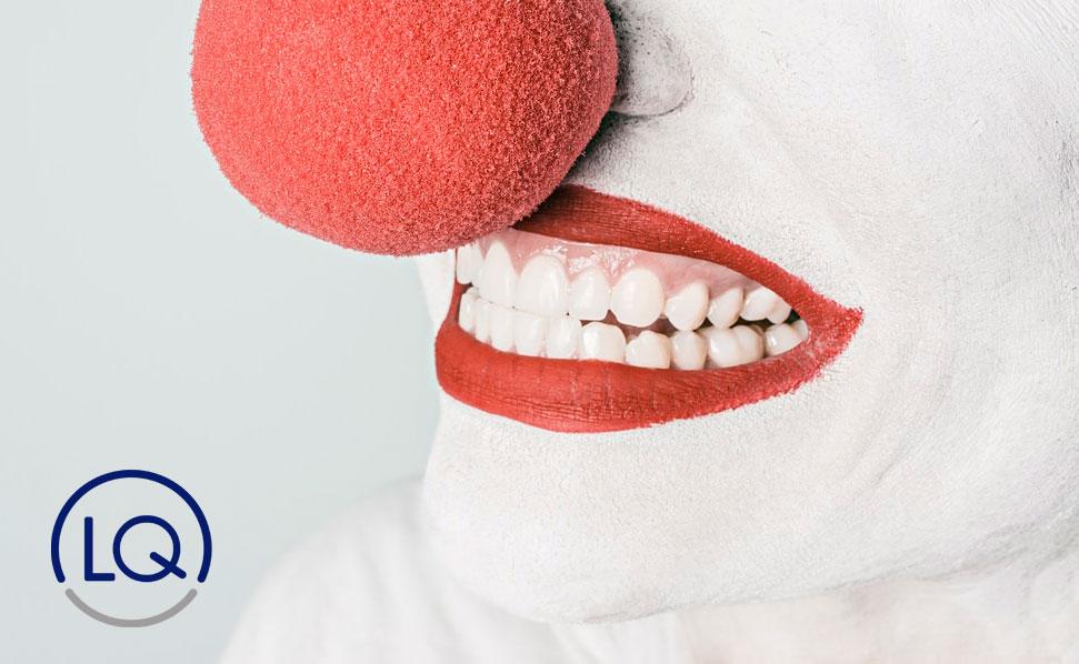 Blanqueamiento dental casero peligros cl nica l pez - Dentistas en las palmas ...